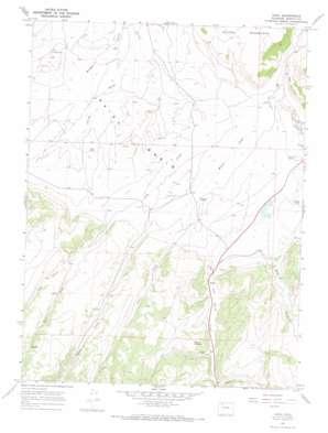 Axial topo map