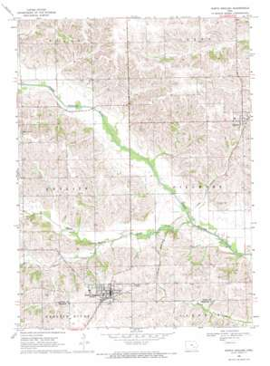 Grinnell USGS topographic map 41092e1