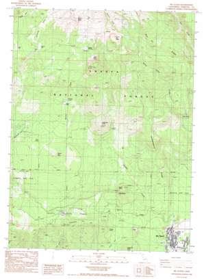 Mccloud topo map