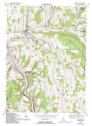 McGraw USGS topographic map 42076e1