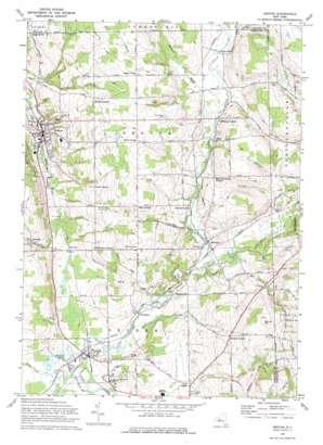 Groton topo map