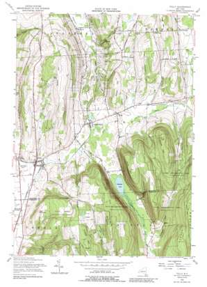 Tully topo map