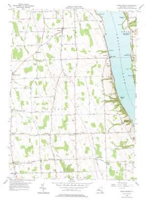 Scipio Center USGS topographic map 42076g5
