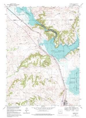 Douglas USGS topographic map 42105e1