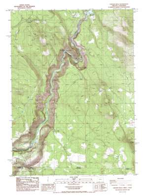 Medford USGS topographic map 42122a1