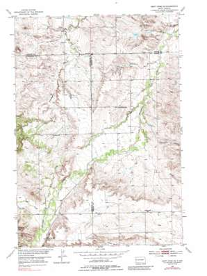 Saint Onge Se topo map