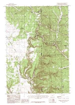 Sundance USGS topographic map 44104a1
