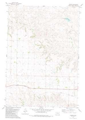 Parade topo map