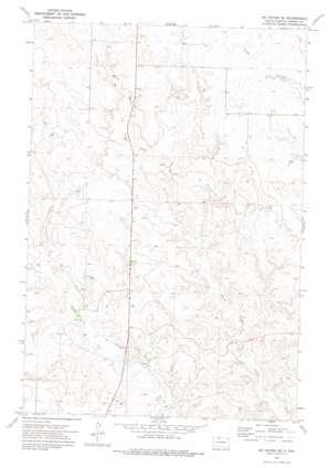 McIntosh SE USGS topographic map 45101g3