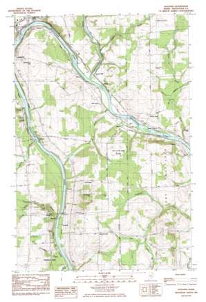 Goodwin topo map