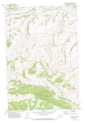 Forestgrove topo map