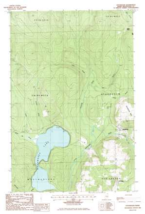 Stockholm USGS topographic map 47068a2
