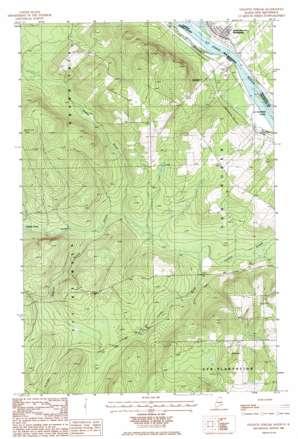 Violette Stream USGS topographic map 47068b1