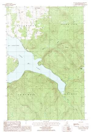Paulette Brook USGS topographic map 47068b2