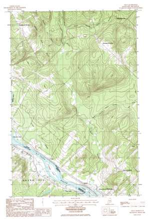 Lille USGS topographic map 47068c1