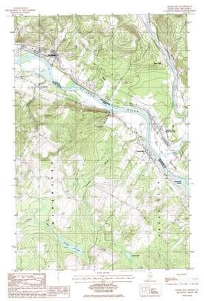 Grand Isle USGS topographic map 47068c2