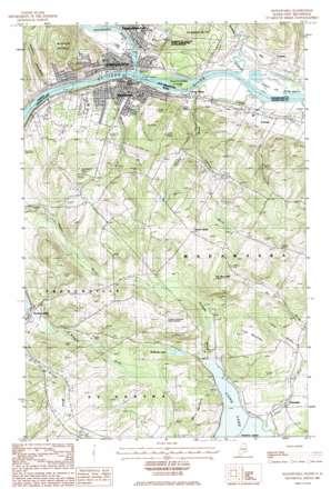 Madawaska USGS topographic map 47068c3