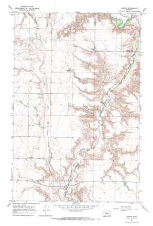 Ledger topo map