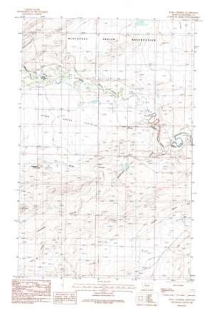Kuka Crossing topo map