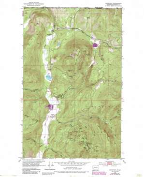 Leadpoint topo map