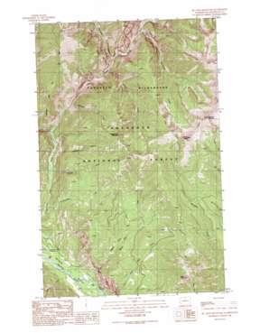 Mcleod Mountain