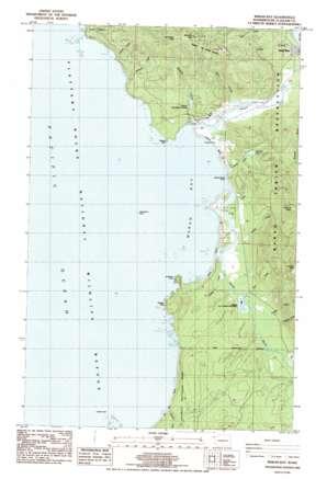 Makah Bay