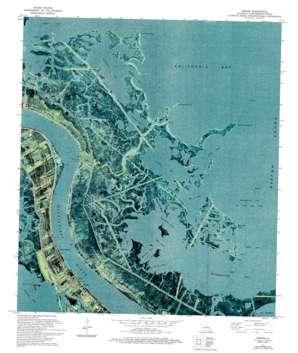 Empire USGS topographic map 29089d5