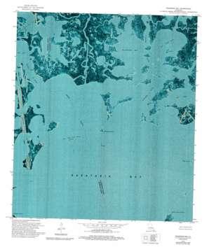 Wilkinson Bay USGS topographic map 29089d8