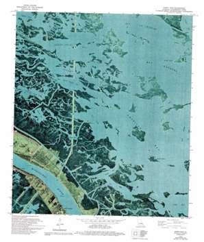 Happy Jack USGS topographic map 29089e6