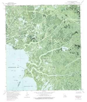 Plumb Bayou USGS topographic map 29091d2