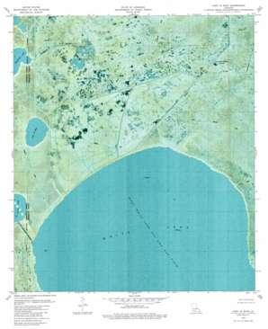 Lake Le Bleu USGS topographic map 29092g5