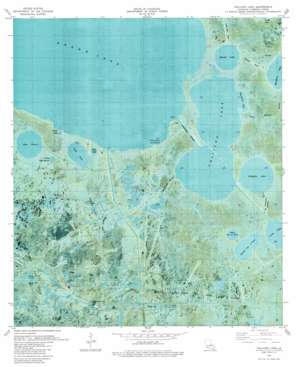 Collicon Lake USGS topographic map 29092g6