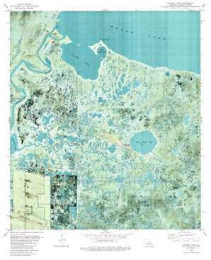 Catfish Lake USGS topographic map 29092g7