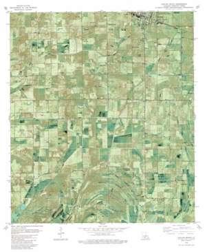 Kaplan South USGS topographic map 29092h3