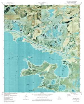 Mallard Bay USGS topographic map 29092h6