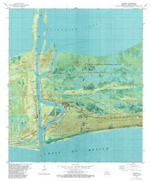 Cameron USGS topographic map 29093g3