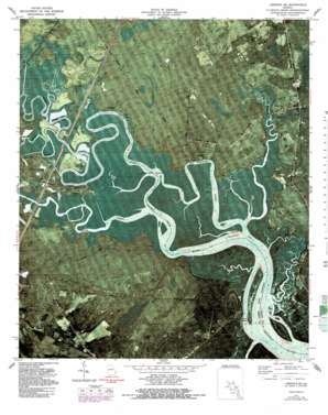 Limerick Se topo map