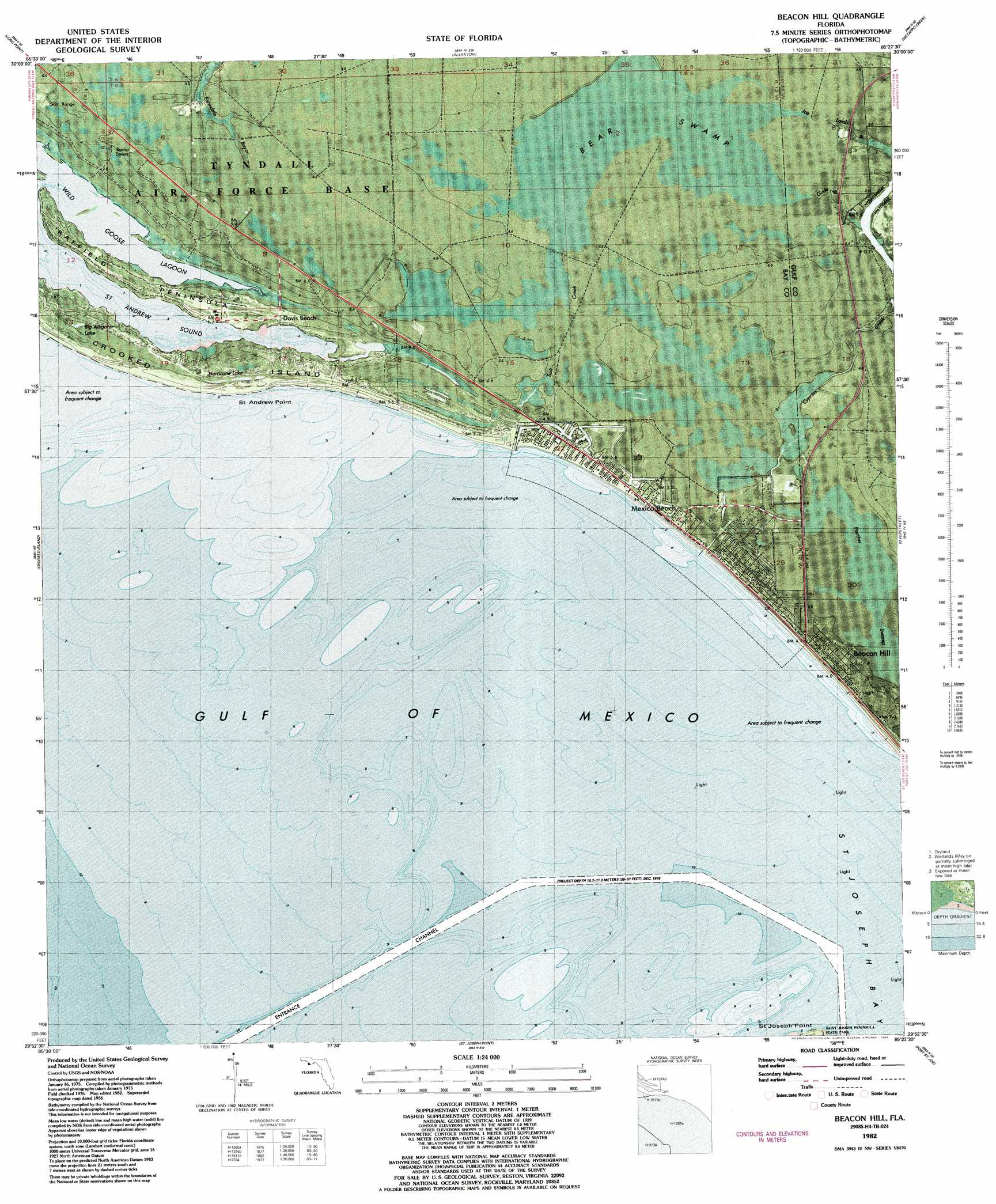 Topographical Map Of Florida.Beacon Hill Topographic Map Fl Usgs Topo Quad 29085h4