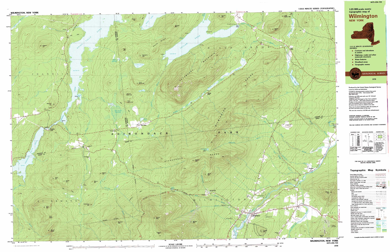 Wilmington On A Map Afputracom