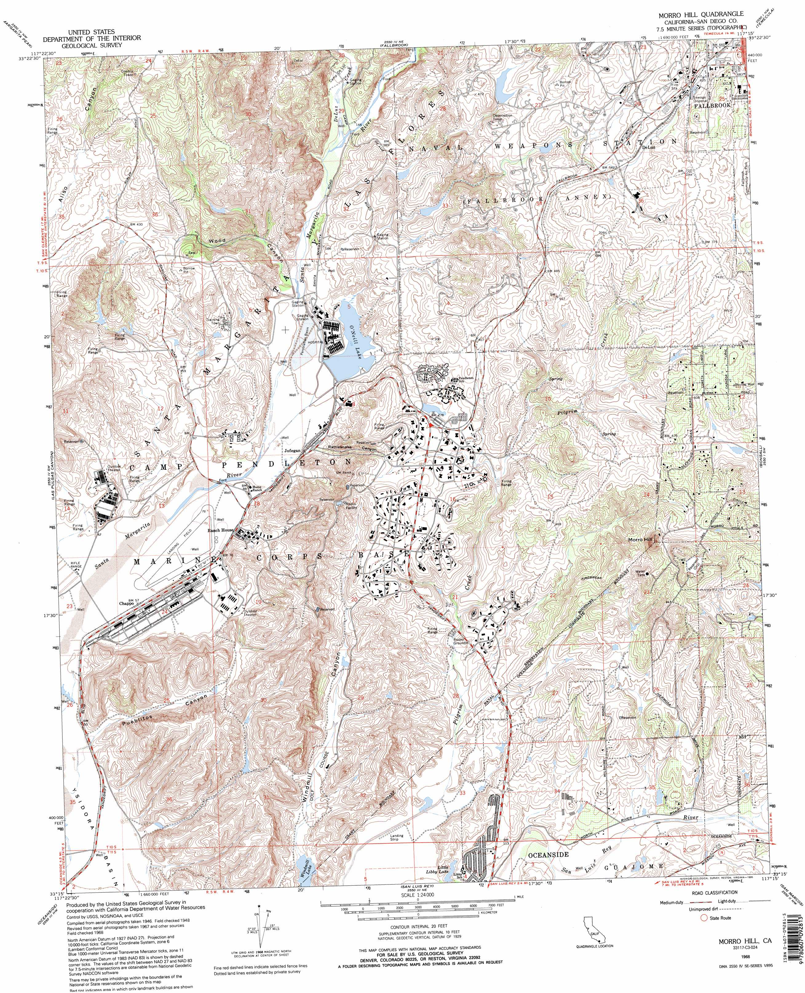 Hill Topographic Map.Morro Hill Topographic Map Ca Usgs Topo Quad 33117c3