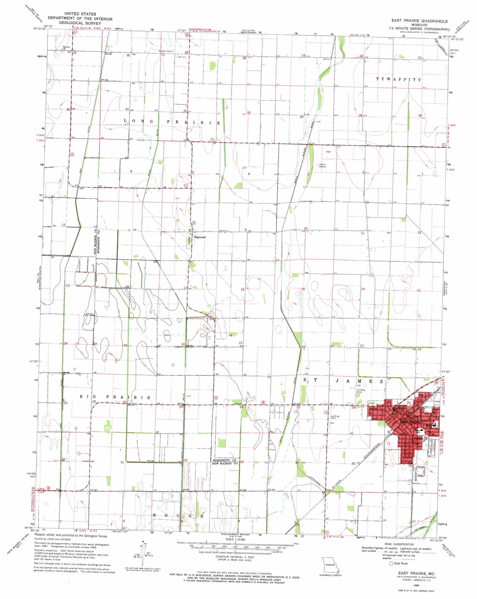 Image Result For Road Map Of Illinois