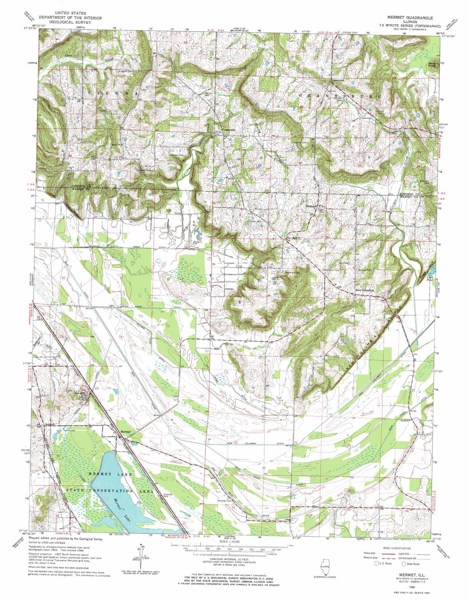 Illinois Topo Map Bnhspine Com