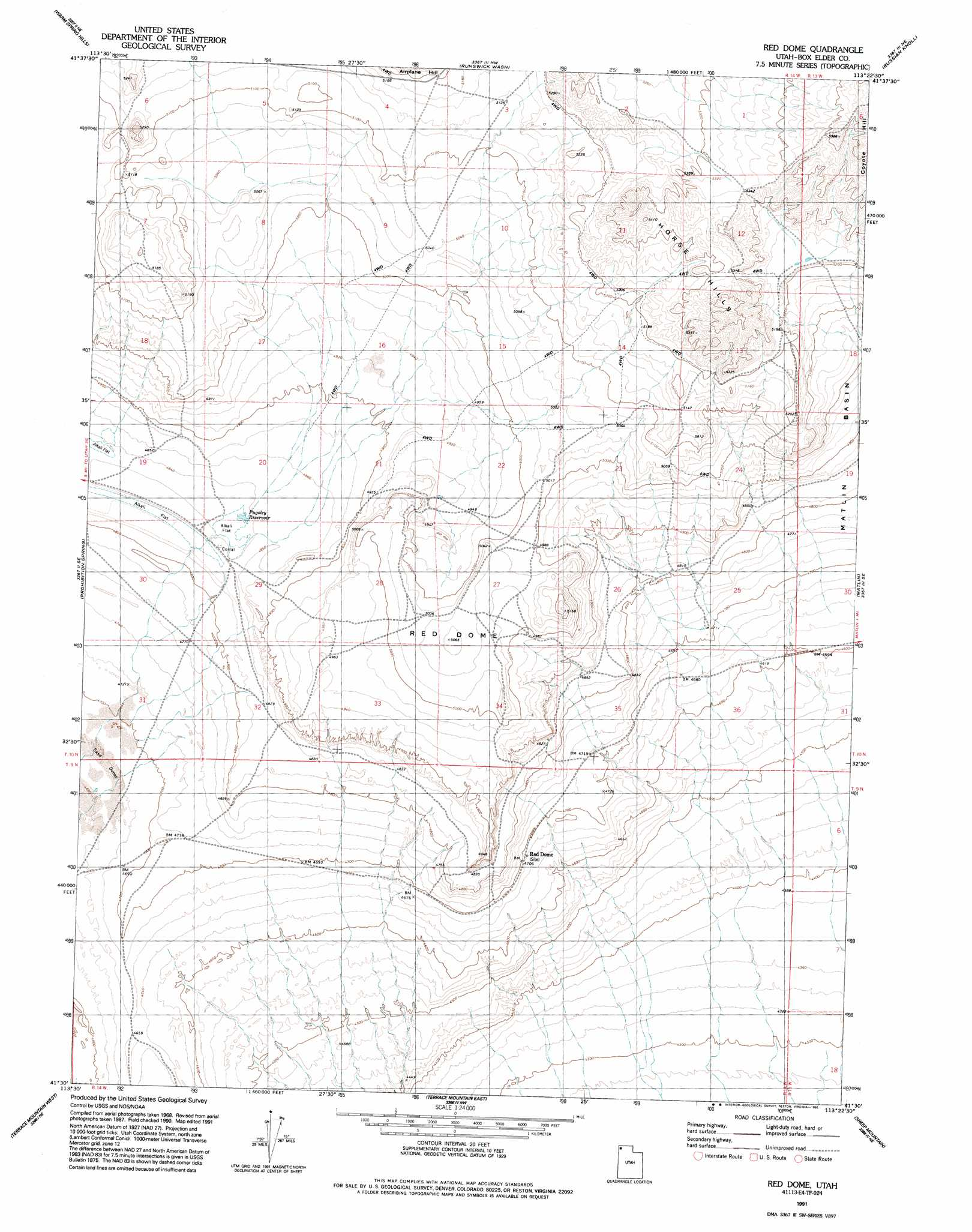 Image Result For Zion National Park Topo Map