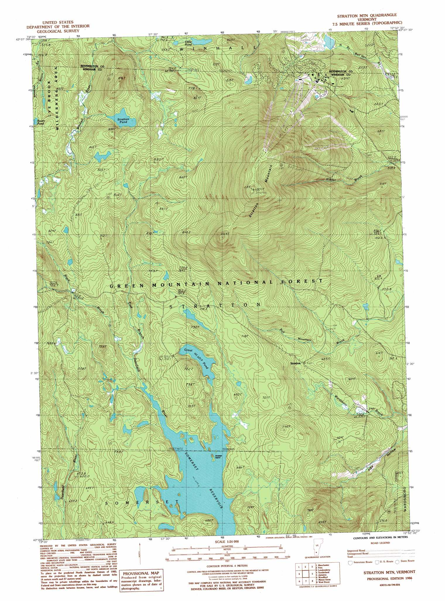 stratton mountain. stratton mountain topographic map vt  usgs topo quad a