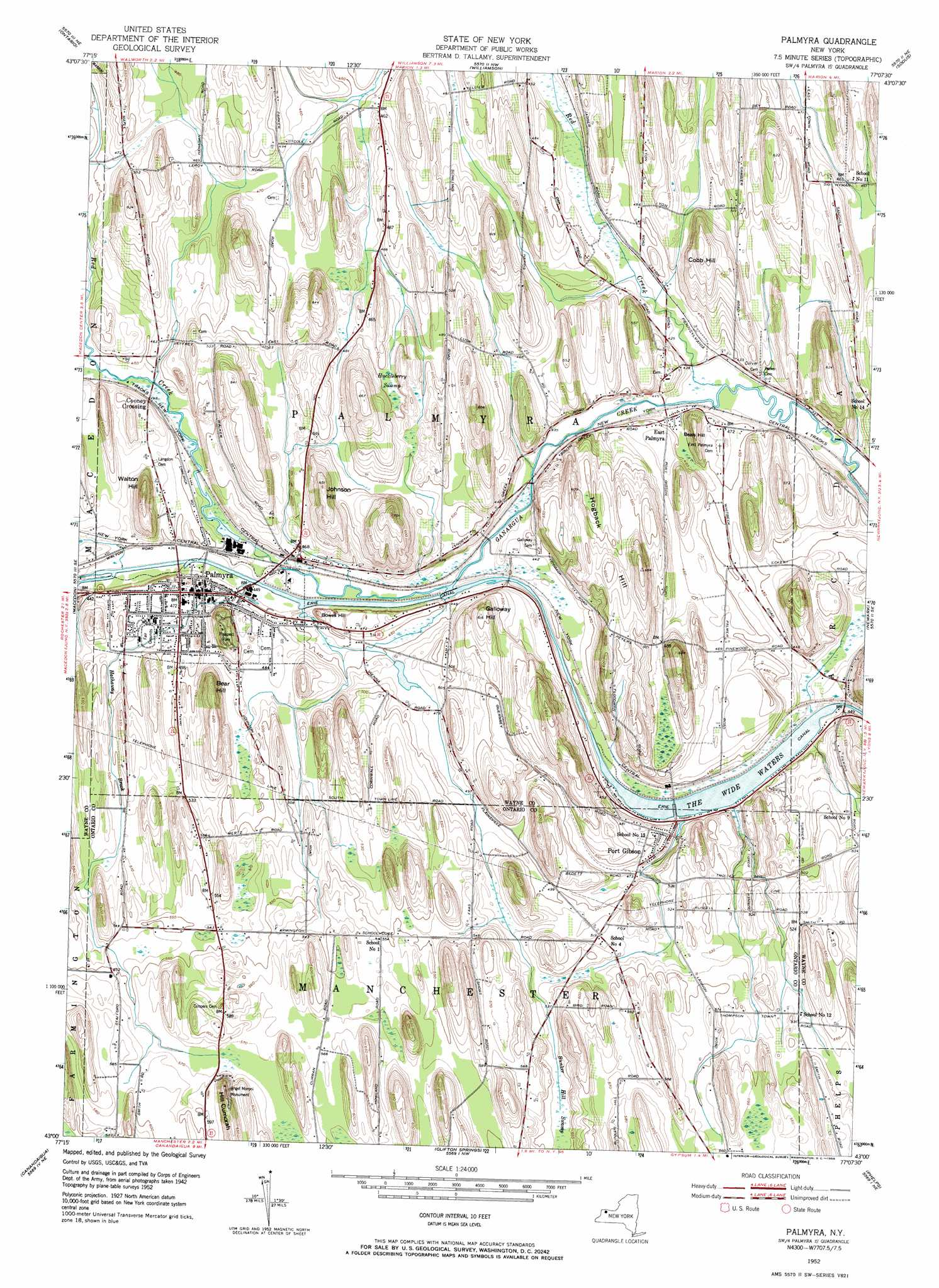 Acres For Sale In Oneida County New York NY LandQuest Freight - Washington dc pyramid map