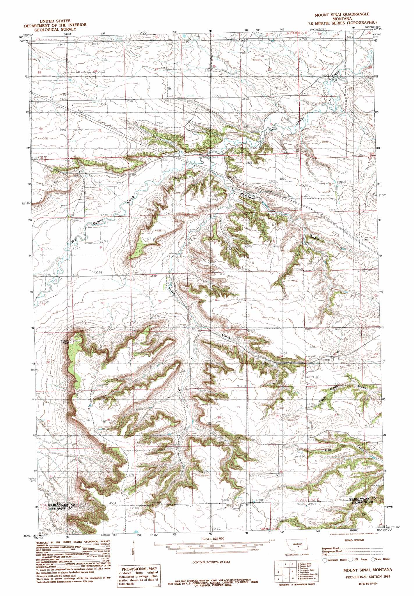 Mount Sinai Topographic Map Mt Usgs Topo Quad 46109b2