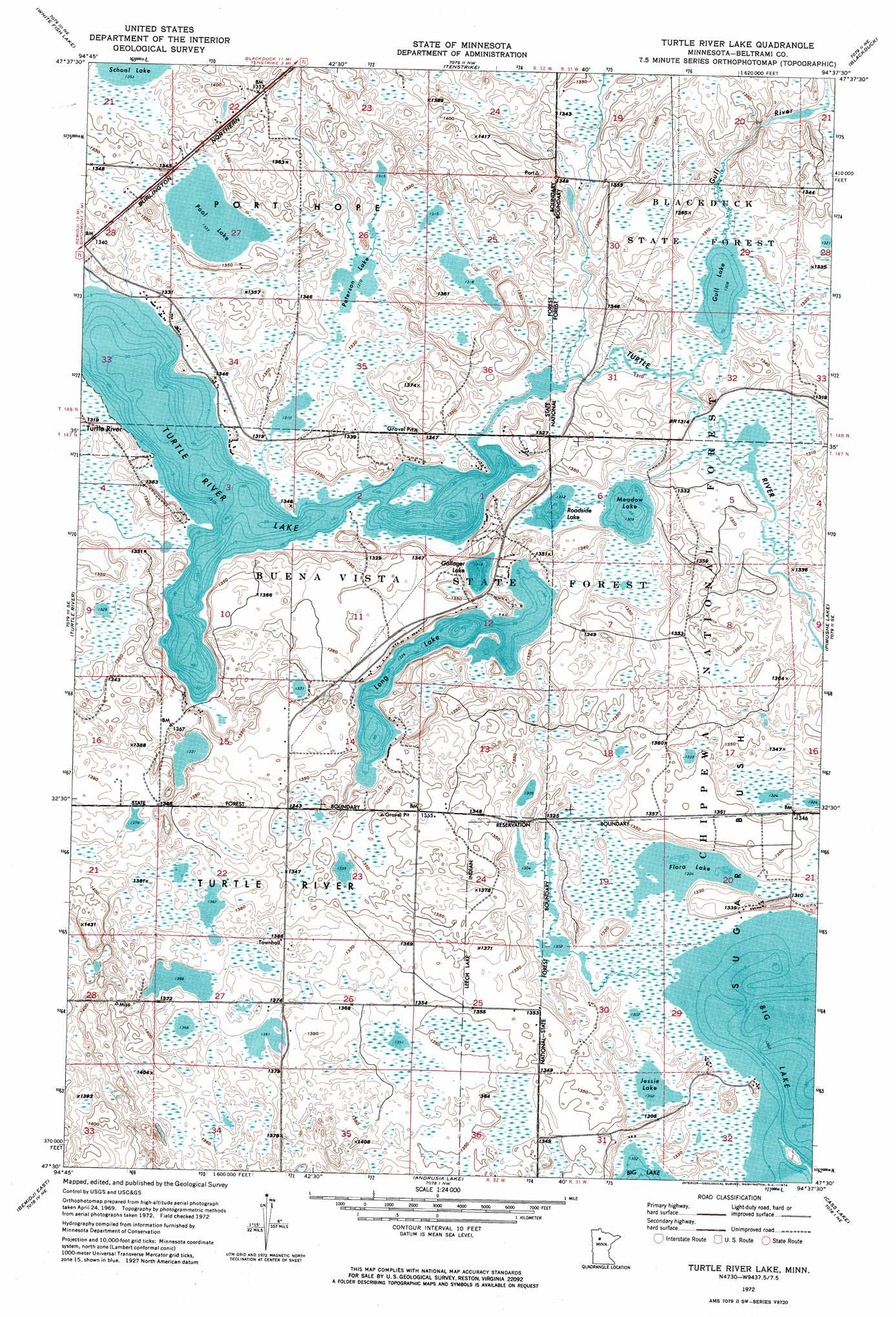 Map Of Minnesota Lakes And Rivers Submited Images  Pic2Fly