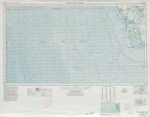 Charlotte Harbor topographical map