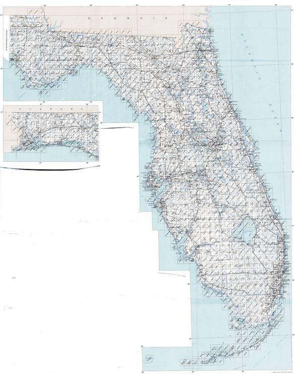 FL topo index map 24k Scale