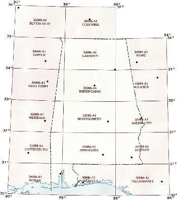 AL topo index map 250k scale